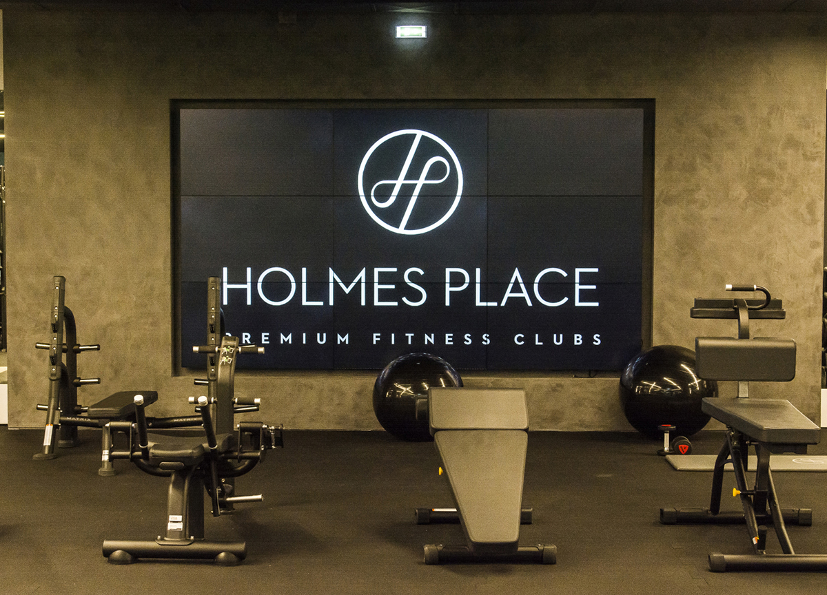 Holmes Place Greece