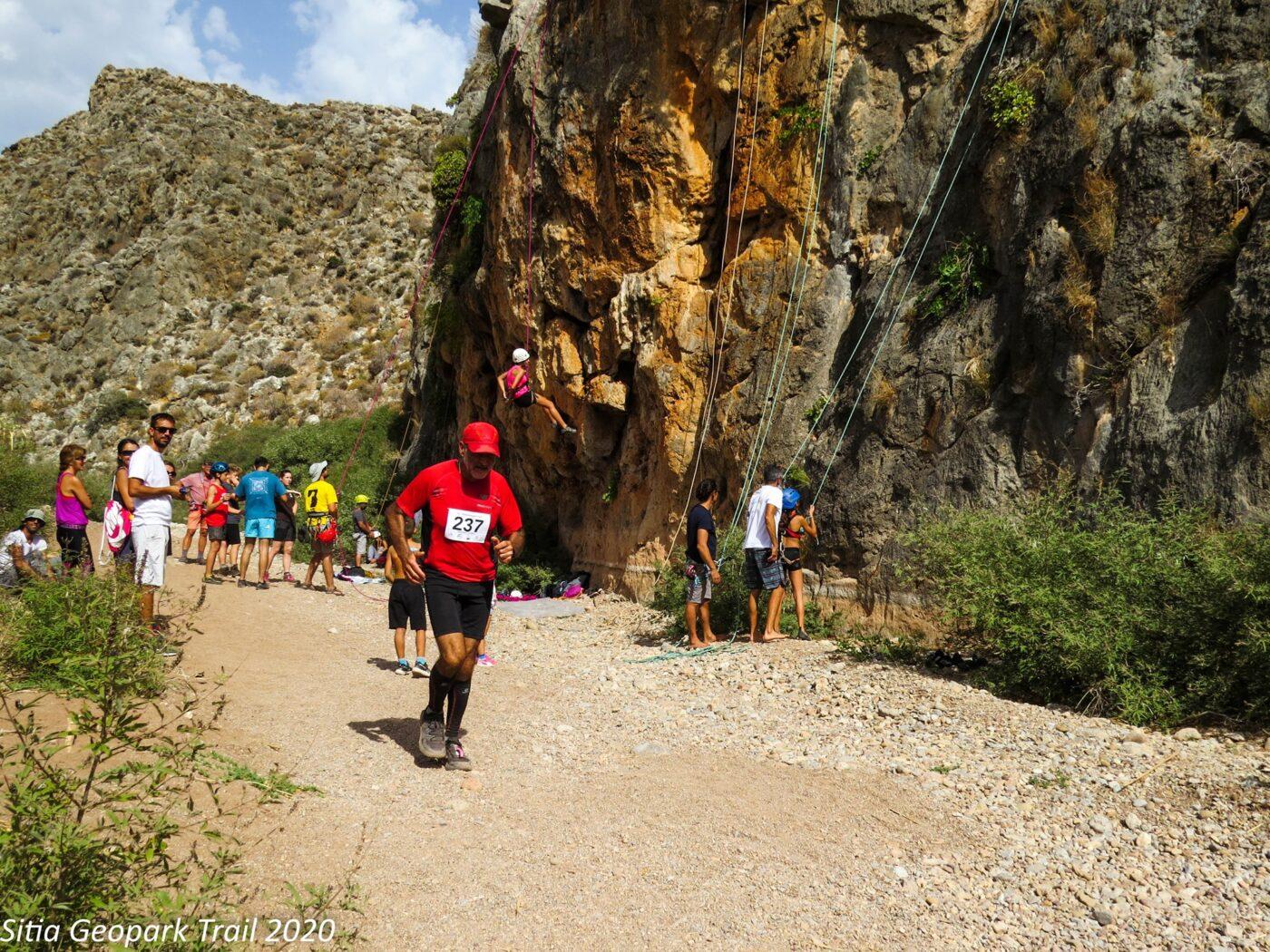 Sitia Geopark Trail