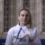 Κέλλυ Λουφάκη - Αθλητισμός στο Προσκήνιο - καμπάνια Υπ. Αθλητισμού