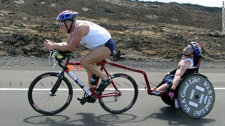 Team Hoyt Ironman