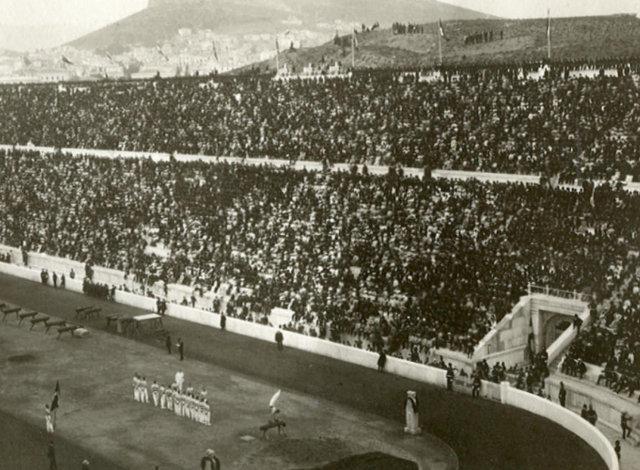 Καλλιμάρμαρο Στάδιο Olympics 1896