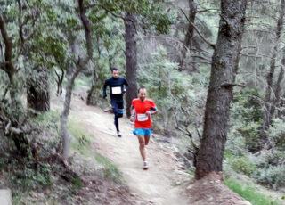Trail Time Trial Υμηττός