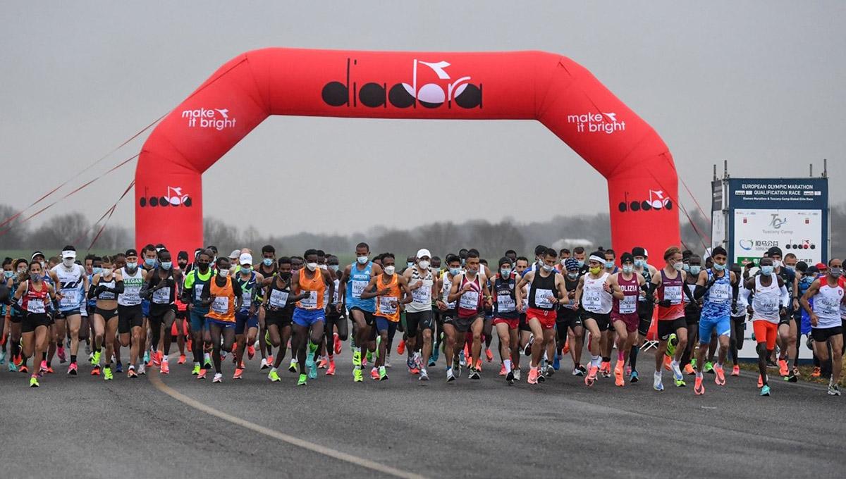 European Olympic Marathon Qualifiers – Tuscany Camp Global Elite Race