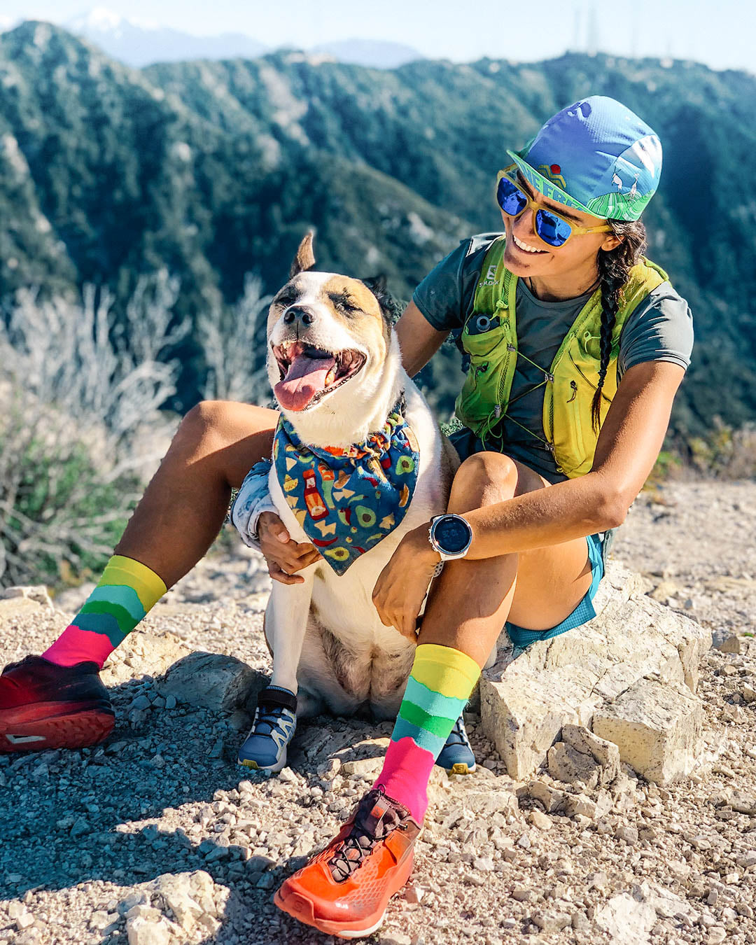 Salomon trail shoes for dogs