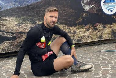 Γιώργος Λουφέκης Garda Trentino Trail