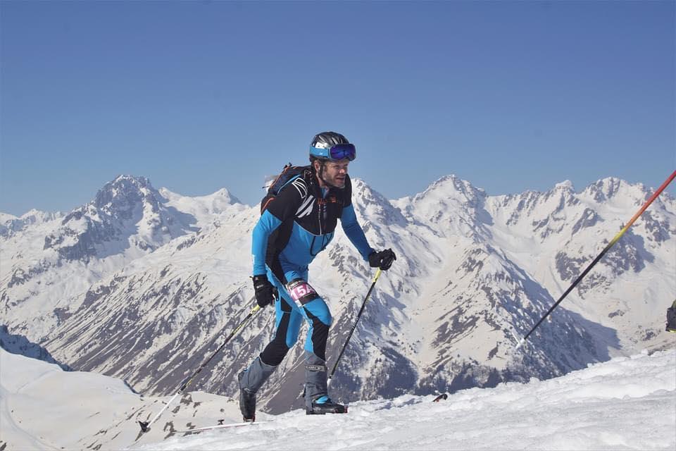 Ludovic Pommeret Ski