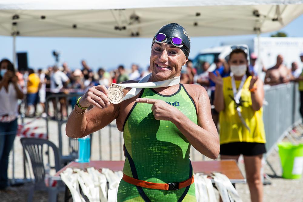 Authentic Marathon Swim