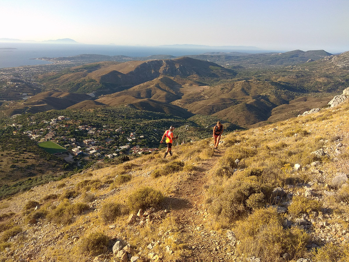 Chios Hardstone Trail