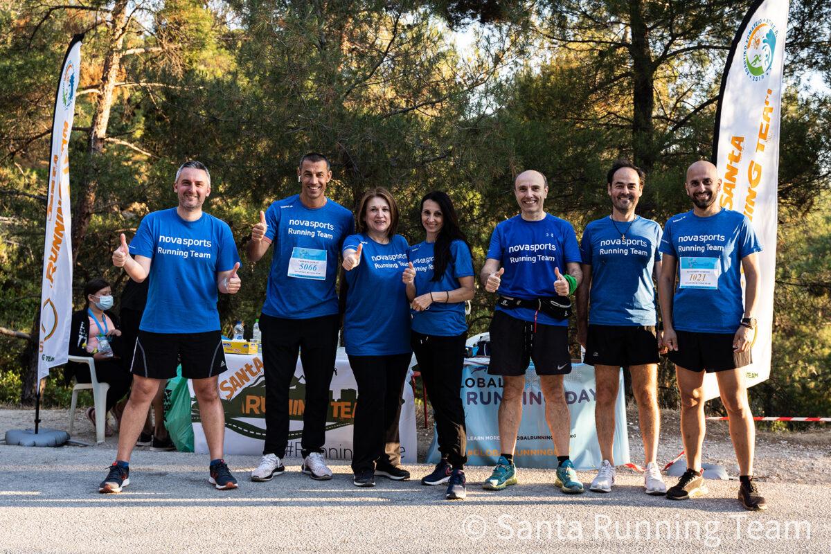 Novasports Running Team