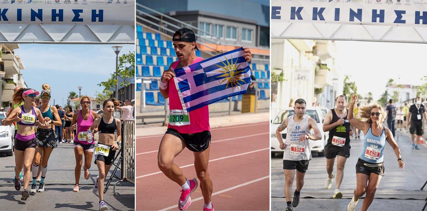 Crete Marathon 2021