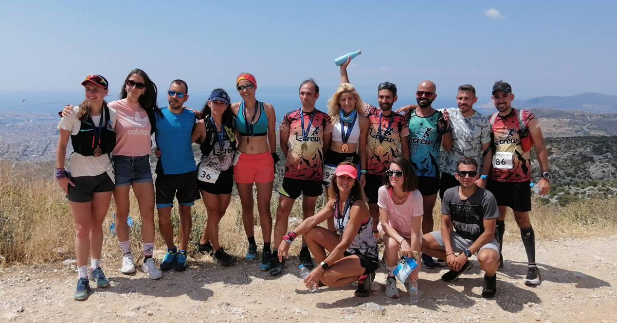 Themistocles trail 2021 - Lcrew team