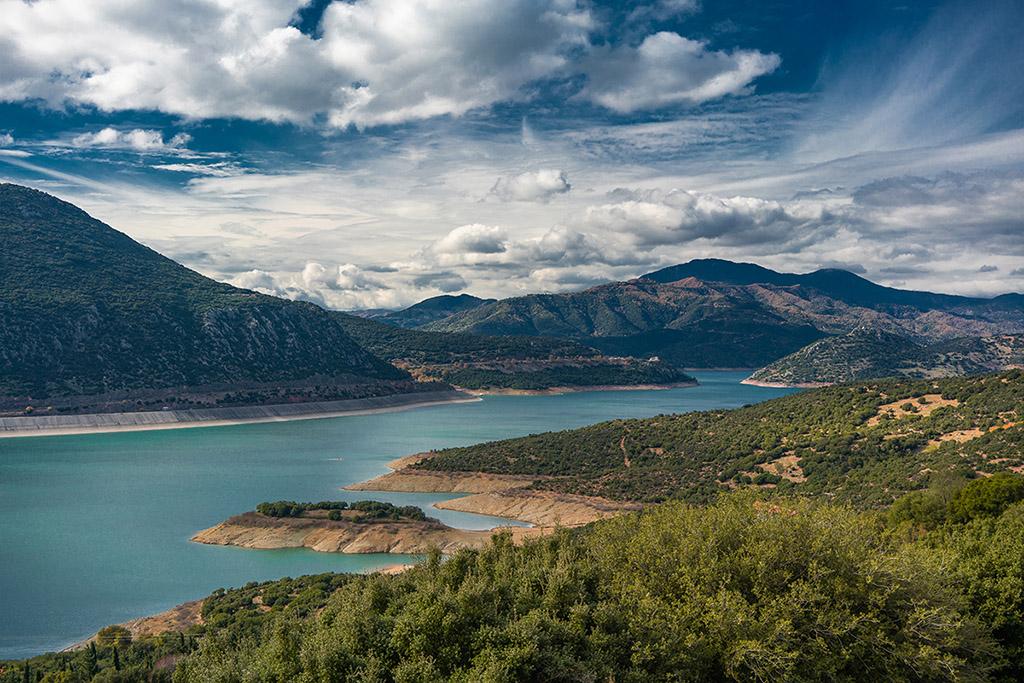 Λίμνη Μόρνου - Race for Liberty (φωτό Νίκος Δεσύπρης)