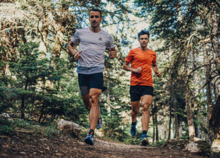 Salomon, Suunto, Hoka και Brooks στο Zagori Mountain Running