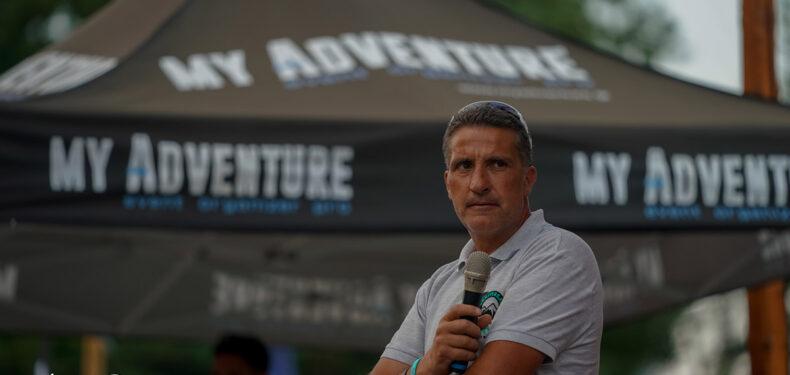 Βασίλης Τζουμάκας Zagori Mountain Running 2021