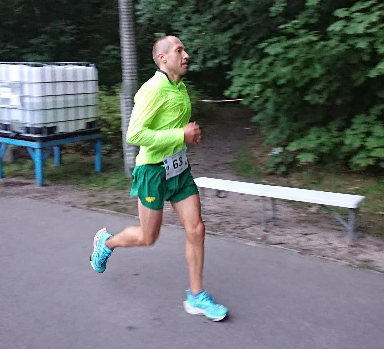Aleksandr Sorokin 24-Hour world record