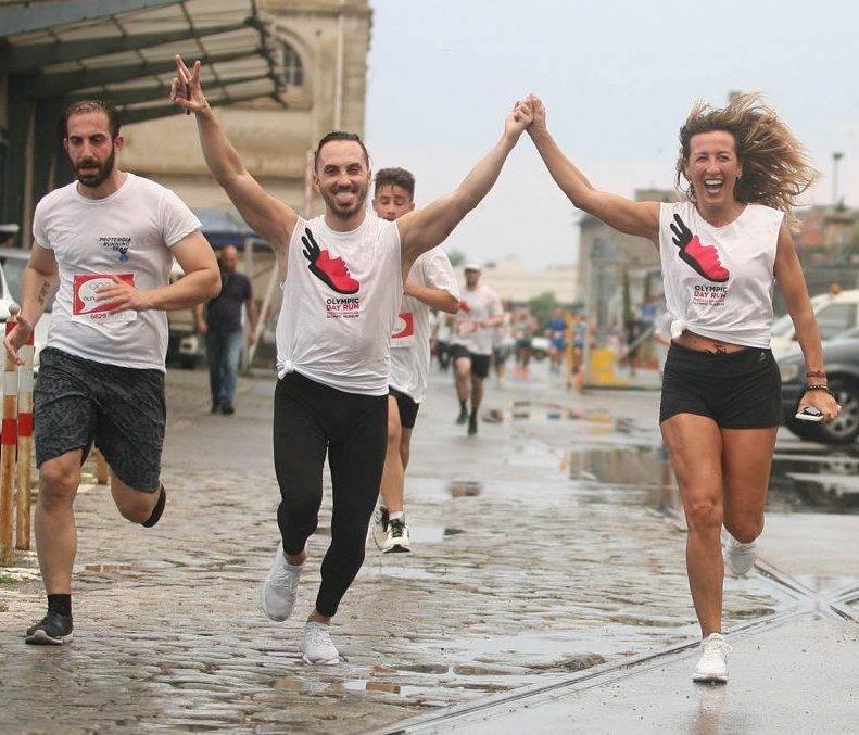 Olympic Day Run