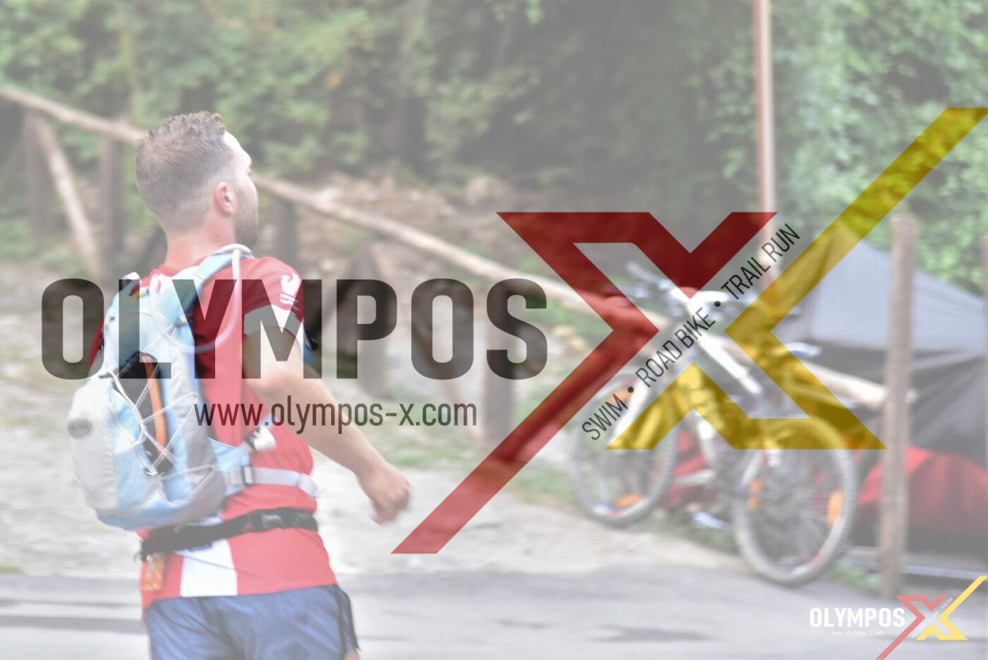 Olympos-X Αγώνας τριάθλου