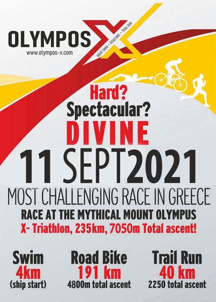 Olympos-X Extreme Triathlon