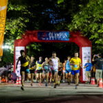 Olympus Marathon 2021 Εκκίνηση Διον