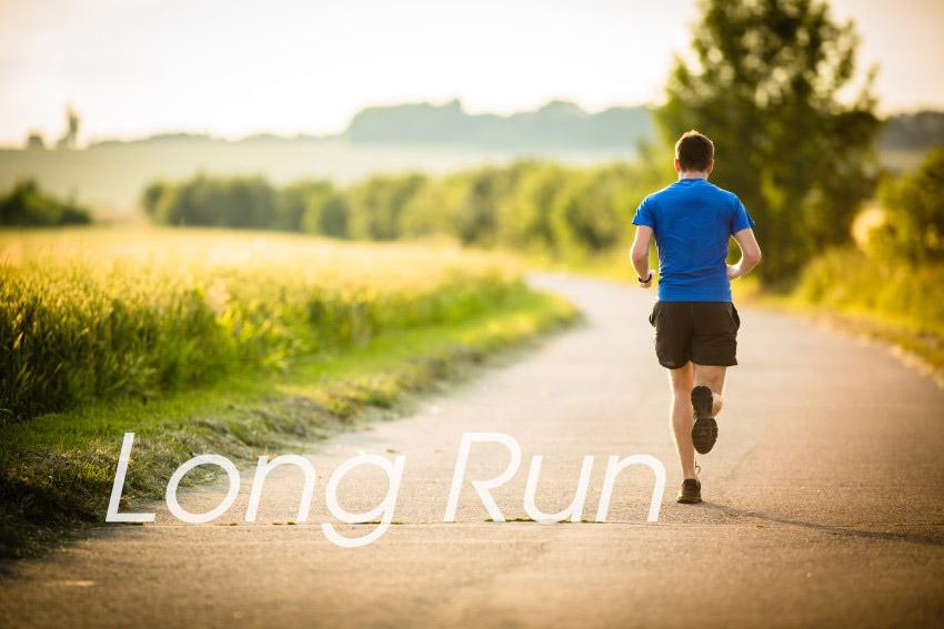 Running long run plan
