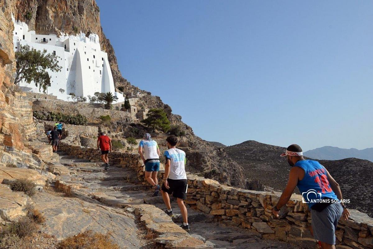 4ο Amorgos Trail Challenge 2021