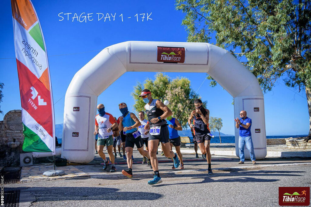 TihioRace Stage 100k