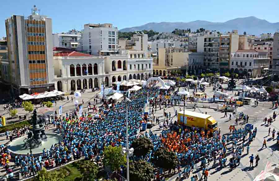 Run Greece Patras