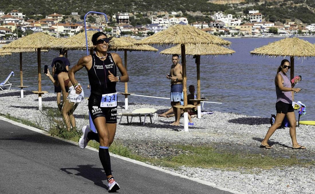 Tyros triathlon Tsourouktzi