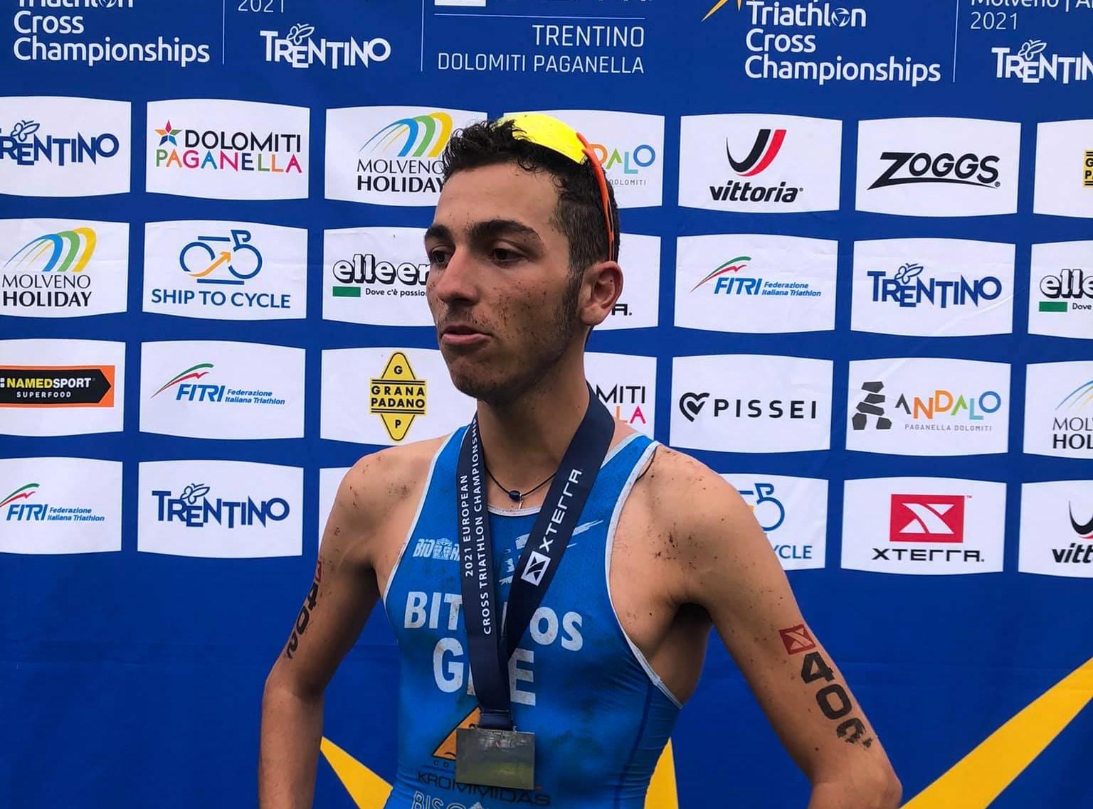 Παναγιώτης Μπιτάδος Xterra triathlon