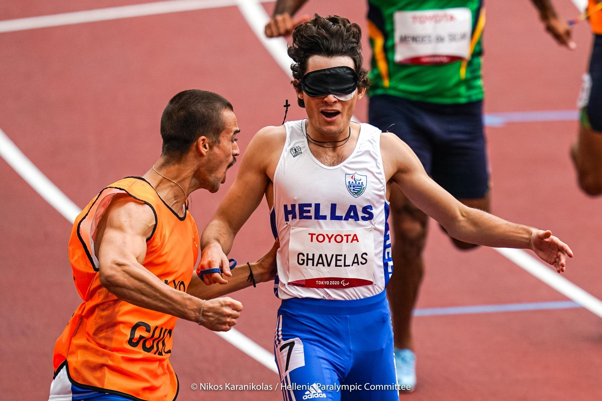 Θανάσης Γκαβέλας Χρυσό μετάλλιο Παραολυμπιακούς Tokyo2020 (photo: Nikos Karanikolas)