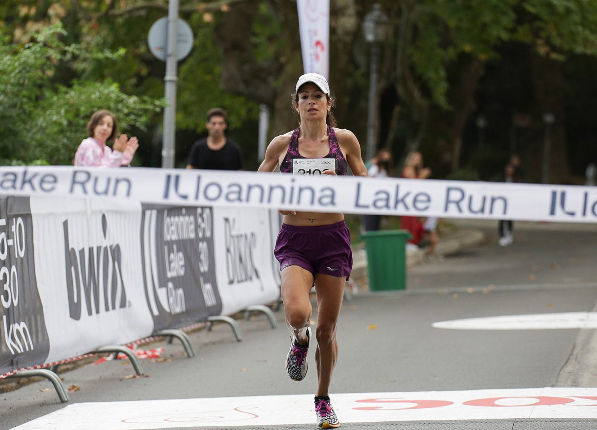 30Km Ioannina Lake Run 2021