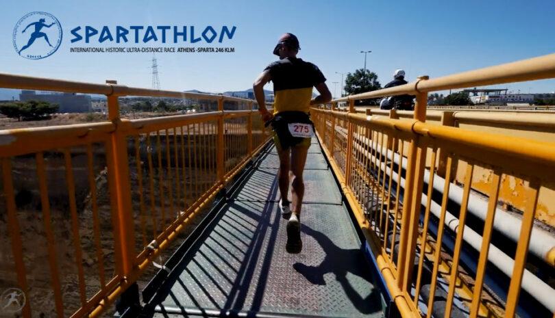spartathlon 2021 video