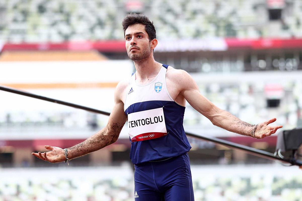 Μίλτος Τεντόγλου Αθλητής της Χρονιάς