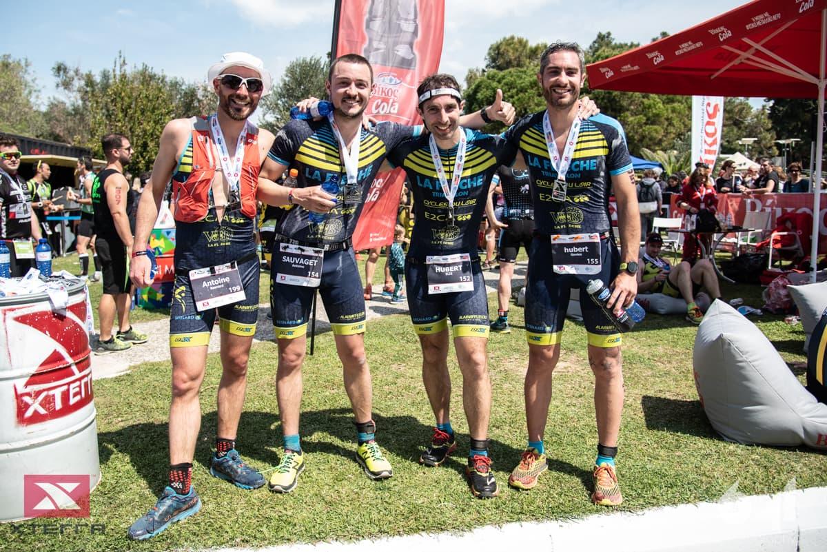 XTERRA Greece Off Road Triathlon/Aquathlon & O.W.S. Challenge