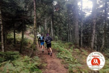 Dirfys trail run Δίρφυς Εύβοια