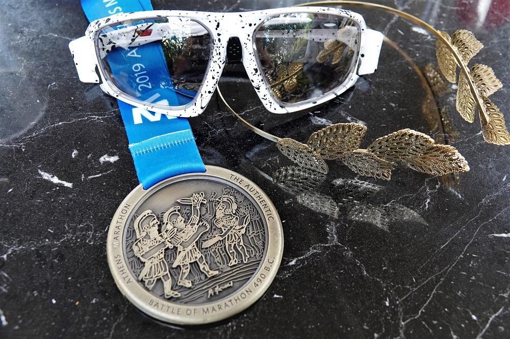 Μαραθώνιος Μετάλλιο